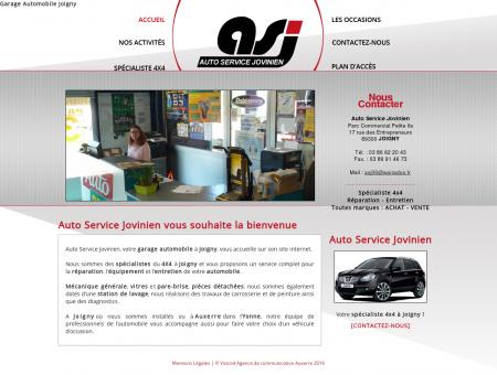Garage Automobile Joigny, Auto Service...