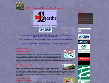 M.C.B. - Moto Club du Bas-Quercy
