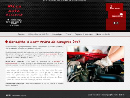 Garagiste, Réparation turbo  Saint-André-de...