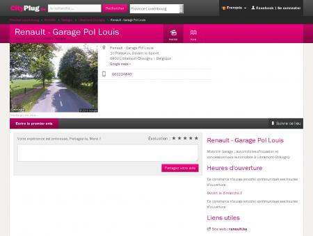 Renault - Garage Pol Louis | Garage |...