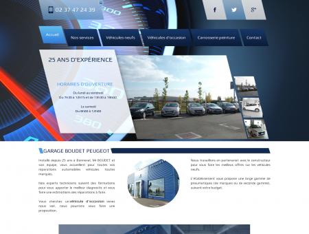 Garage BOUDET Peugeot : Votre véhicule...