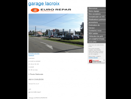 Comparateur de services de garage d pannage de croix for Comparateur assurance garage