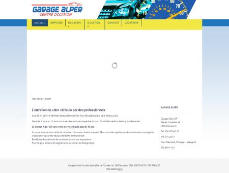 Garage Alper SA, Centre Occasion / Alper...