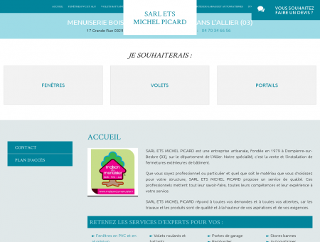 installation menuiserie Dompierre-sur-Besbre -...
