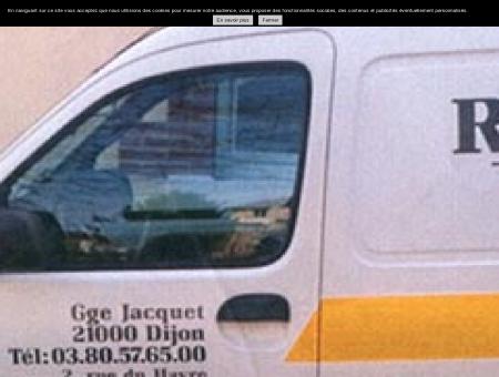 Garage Jacquet à Dijon en Côte-d'Or (21)