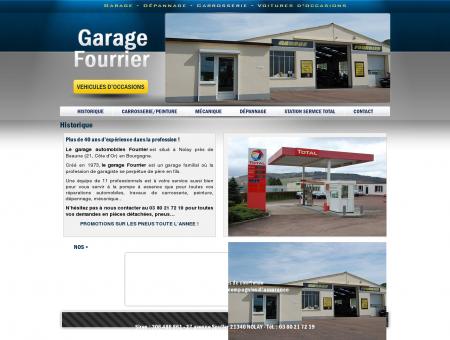 Garage automobile Nolay - travaux mécanique...