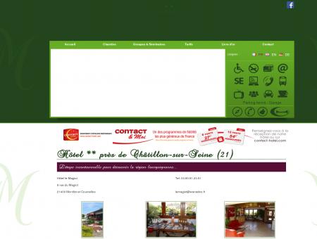Hotel Chatillon sur Seine - CONTACT HOTEL /...