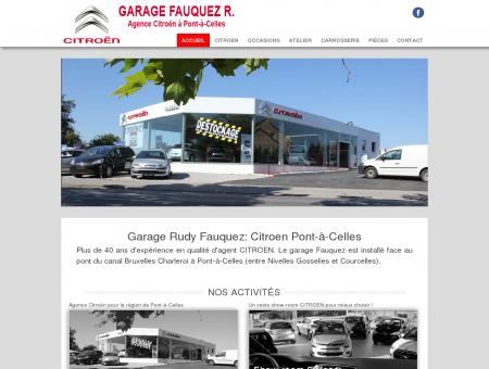 Citroën Pont-à-Celles: Garage Fauquez Agence...