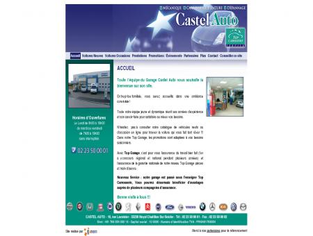 castelauto.com - Accueil - Castel Auto, Top...