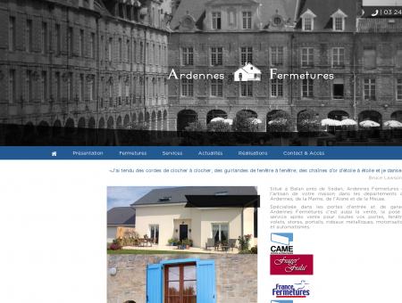 Ardennes Fermetures Sedan: Portes, fenêtres,...