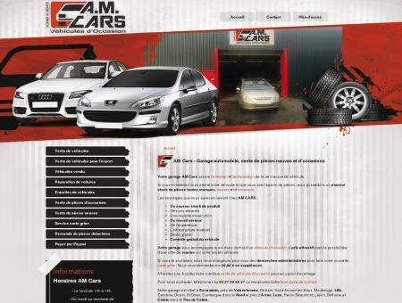 Garage AM Cars à Escaudain - Valenciennes,...