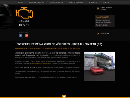 Entretien, réparation véhicules - Pont-du...