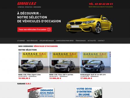 Garage ERC : Entretien Réparation Carrosserie -...