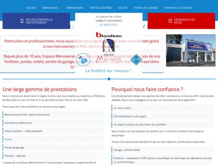 Menuiserie Orleans - ESPACE MENUISERIE...