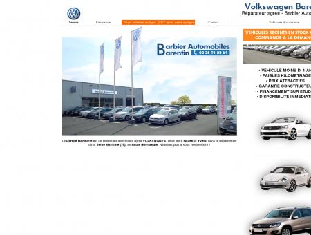 Volkswagen Barentin