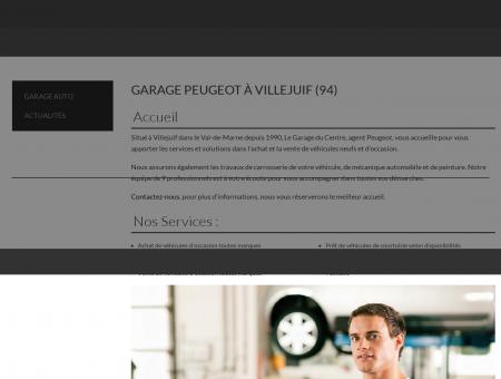 Achat voiture neuve Villejuif - SARL GARAGE...
