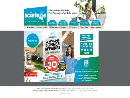 Scintelle Boulogne-sur-mer - Vérandas, stores,...