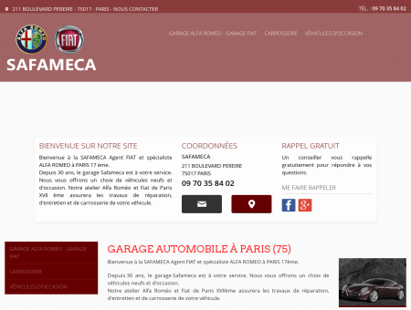 garage automobile, entretien auto - Paris|...
