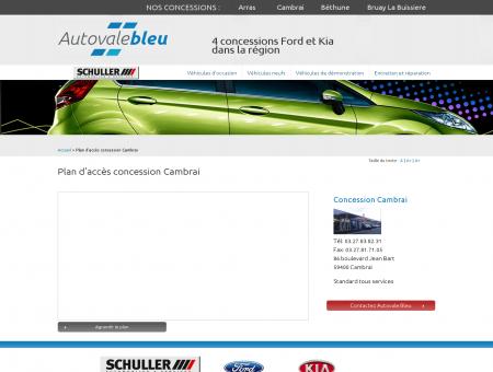 Concessionnaire Nord : Ford, Kia, Volvo ...