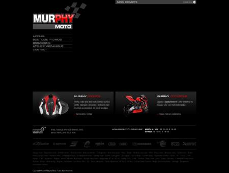 Murphy moto | Garage entretien et réparation...