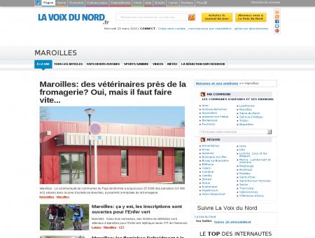 Actualités Maroilles (59550, Nord) - Nord - La...