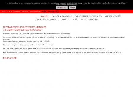 Garages automobiles - ABC Auto 92 Nouvelle...