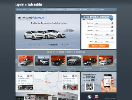 Garage Lepelletier Volkswagen & Seat à...