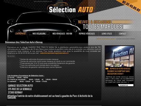 Garage auto Bernay, voitures d'occasion Eure...