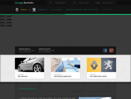 Nos prestations/Garage Renault et Peugeot à...