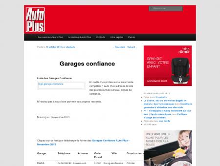 garage auterive