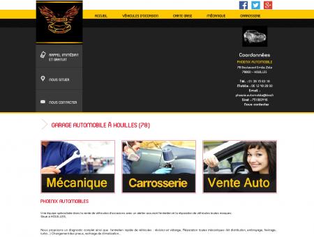Garage automobile, voiture d'occasion '...