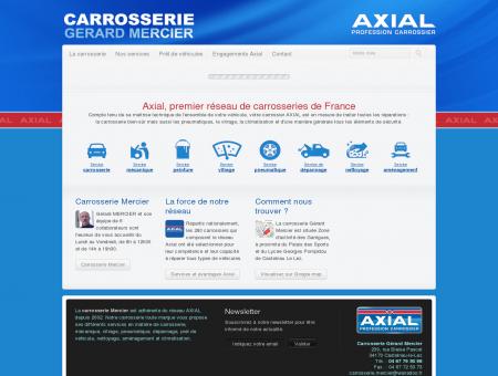 Carrosserie Castelnau le Lez - Gérard Mercier -...