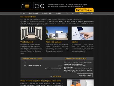 Rollec - Volet roulant & Porte de garage à...