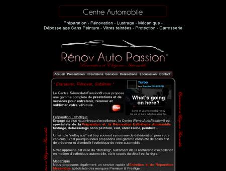Centre Auto RenovAutoPassion- Entretien...