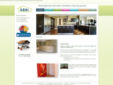 ARDI Rénovation : aménagement d'intérieur...