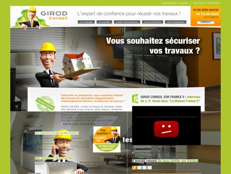 Girod Conseil, courtier en travaux de rénovation immobilière (maison,  appartement, commerces ) conseille ses artisans et professionnels de talent  ... 90ce85054640