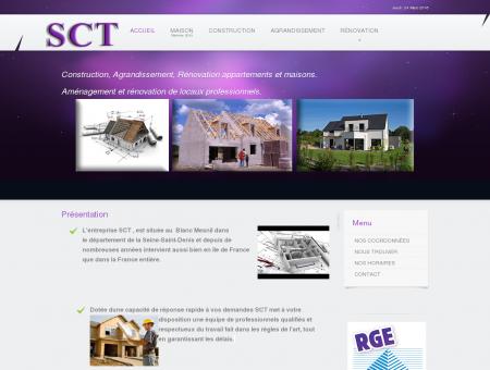 SCT Aménagements & Rénovation de locaux...