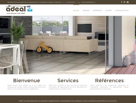 ADEAL Mulhouse - Entreprise de rénovation 68