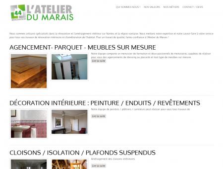 Renovation 44 - L'atelier du Marais | Entreprise ...