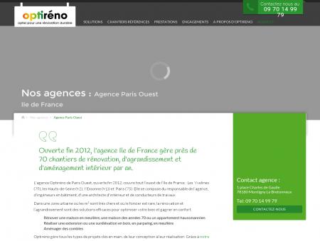 Entreprise de renovation - Optiréno -...