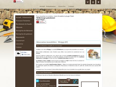 Rénovation immobilière, Aménagement de...