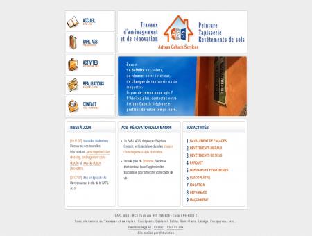 Entreprise de rénovation pour la maison -...