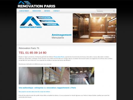 RENOVATION PARIS | RÉNOVATION...