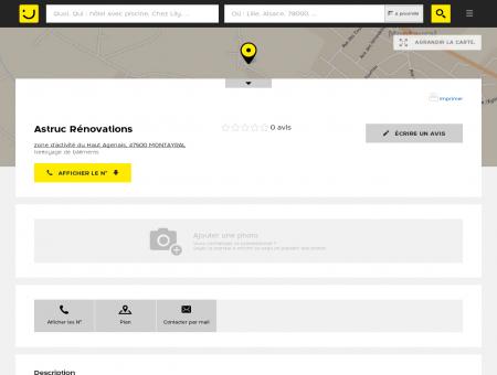 Astruc Rénovations Sainte Colombe de...