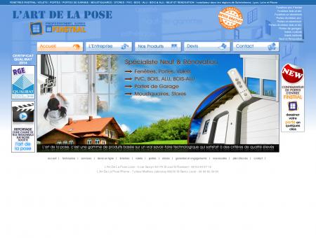 Fenetres Saint Etienne et Lyon, installateur...
