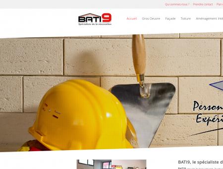 BATI9 - Spécialiste rénovation Gros Oeuvre ...