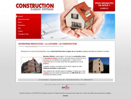 Entreprise rénovation  La Louvière : LD...