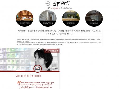 Ap'Art : vos projets d'architecture intérieure à...