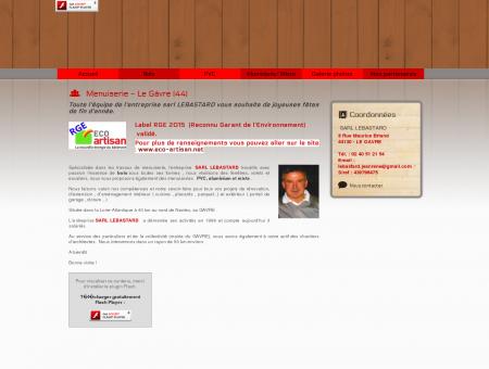 Menuiserie Nantes - SARL LEBASTARD :...