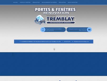 Portes et fenetres Quebec - ALUMINIUM...
